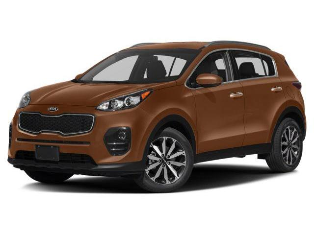 2019 Kia Sportage EX (Stk: 652N) in Tillsonburg - Image 1 of 9