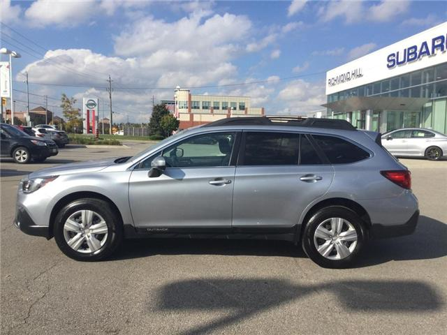 2018 Subaru Outback 2.5i (Stk: 30462) in RICHMOND HILL - Image 2 of 10