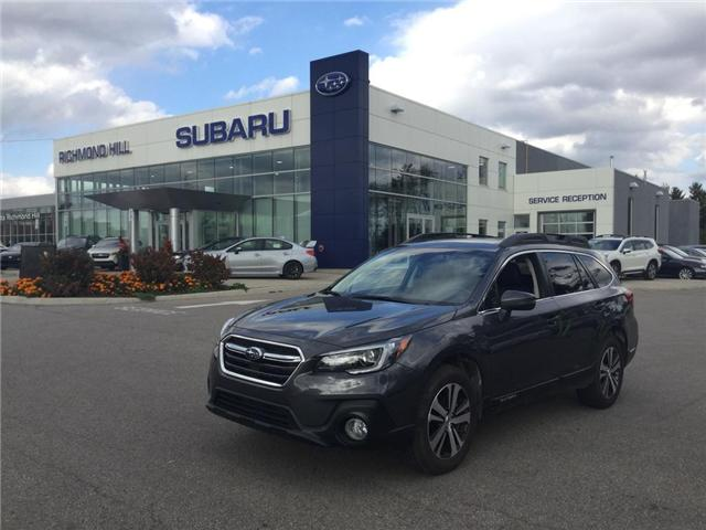 2018 Subaru Outback 3.6R Limited (Stk: 30282) in RICHMOND HILL - Image 1 of 10