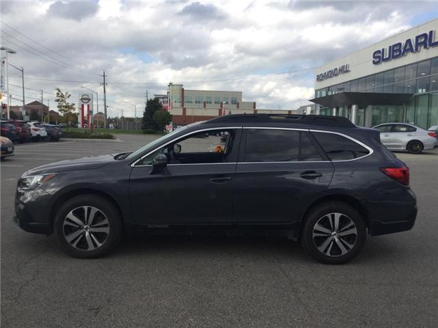 2018 Subaru Outback 3.6R Limited (Stk: 30282) in RICHMOND HILL - Image 2 of 10