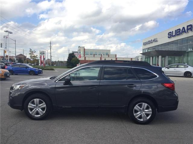 2018 Subaru Outback 2.5i (Stk: 30318) in RICHMOND HILL - Image 2 of 10