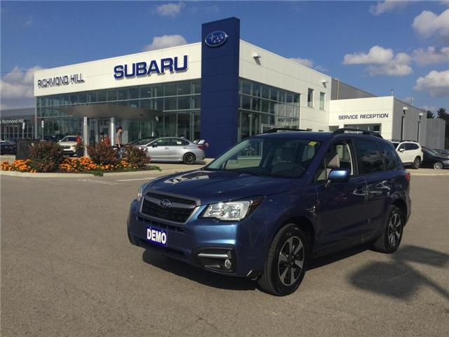 2018 Subaru Forester 2.5i Touring (Stk: 30135) in RICHMOND HILL - Image 1 of 10
