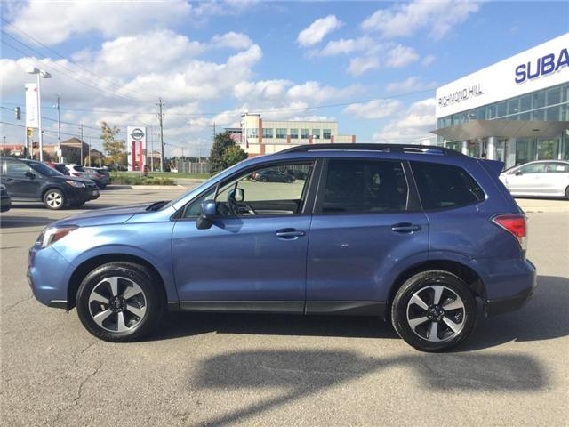 2018 Subaru Forester 2.5i Touring (Stk: 30135) in RICHMOND HILL - Image 2 of 10