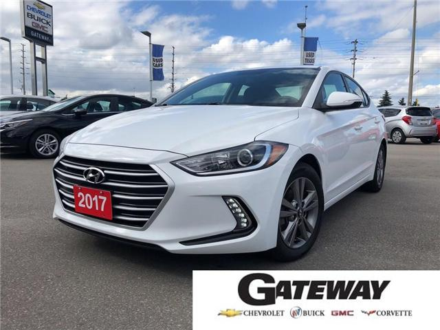 2017 Hyundai Elantra GL|Heated Seats|Rear View Camera|Bluetooth (Stk: PA17348) in BRAMPTON - Image 1 of 17
