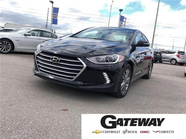 2017 Hyundai Elantra GL|Heated Seats|Rear View Camera|Bluetooth (Stk: PA17487) in BRAMPTON - Image 1 of 18