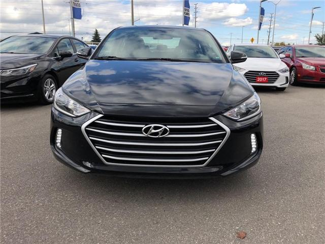 2017 Hyundai Elantra GL|Heated Seats|Rear View Camera|Bluetooth (Stk: PA17487) in BRAMPTON - Image 2 of 18