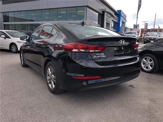 2017 Hyundai Elantra GL|Heated Seats|Rear View Camera|Bluetooth (Stk: PA17487) in BRAMPTON - Image 6 of 18