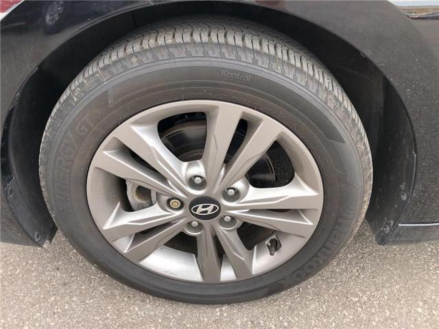 2017 Hyundai Elantra GL|Heated Seats|Rear View Camera|Bluetooth (Stk: PA17487) in BRAMPTON - Image 8 of 18