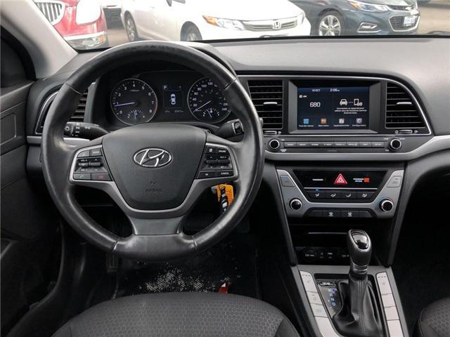2017 Hyundai Elantra GL|Heated Seats|Rear View Camera|Bluetooth (Stk: PA17487) in BRAMPTON - Image 12 of 18