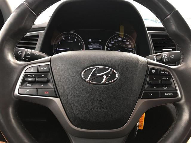 2017 Hyundai Elantra GL|Heated Seats|Rear View Camera|Bluetooth (Stk: PA17487) in BRAMPTON - Image 15 of 18