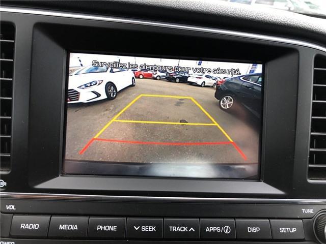 2017 Hyundai Elantra GL|Heated Seats|Rear View Camera|Bluetooth (Stk: PA17487) in BRAMPTON - Image 17 of 18