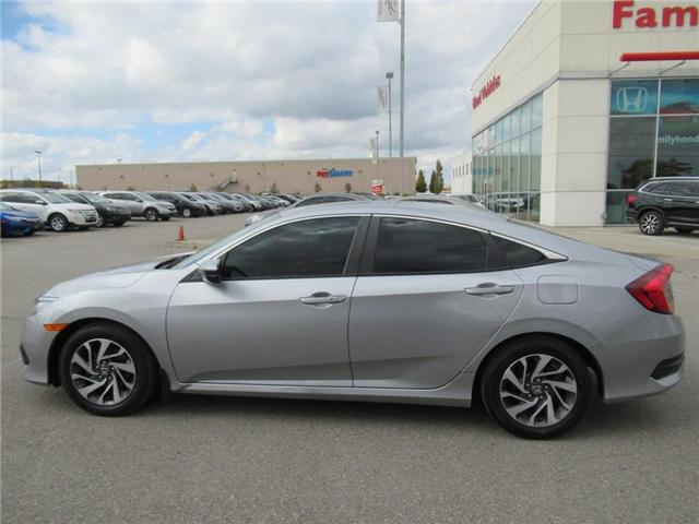 2016 Honda Civic EX, FREE EXTENDED WARRANTY! (Stk: 8148194A) in Brampton - Image 2 of 28
