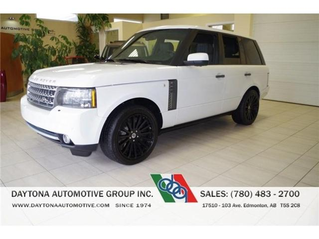 2011 Land Rover Range Rover Supercharged (Stk: 6583) in Edmonton - Image 1 of 15