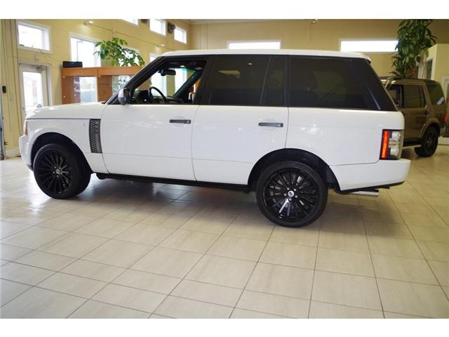 2011 Land Rover Range Rover Supercharged (Stk: 6583) in Edmonton - Image 2 of 15