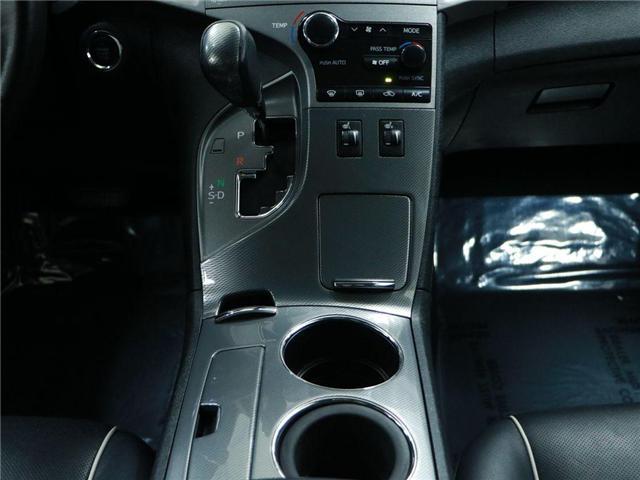 2014 Toyota Venza Base V6 (Stk: 186184) in Kitchener - Image 9 of 30
