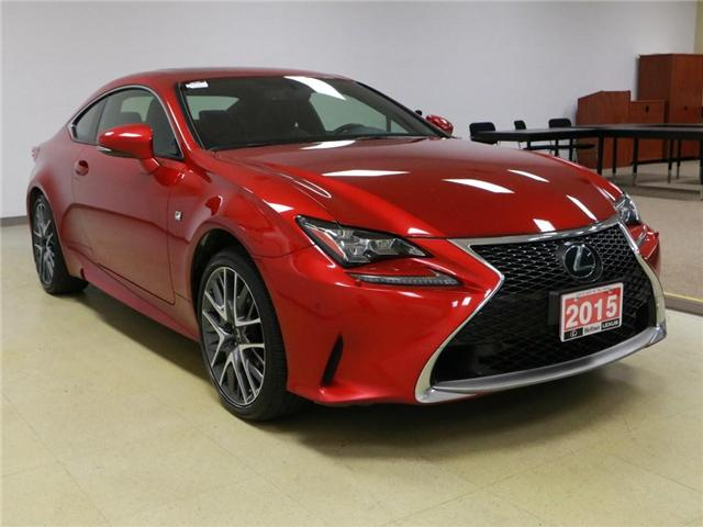 2015 Lexus RC 350 Base (Stk: 187267) in Kitchener - Image 4 of 30