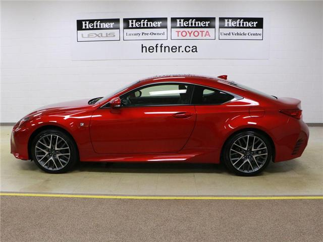 2015 Lexus RC 350 Base (Stk: 187267) in Kitchener - Image 21 of 30