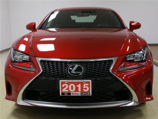 2015 Lexus RC 350 Base (Stk: 187267) in Kitchener - Image 22 of 30
