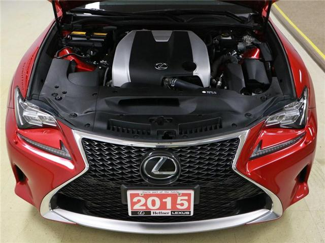 2015 Lexus RC 350 Base (Stk: 187267) in Kitchener - Image 28 of 30