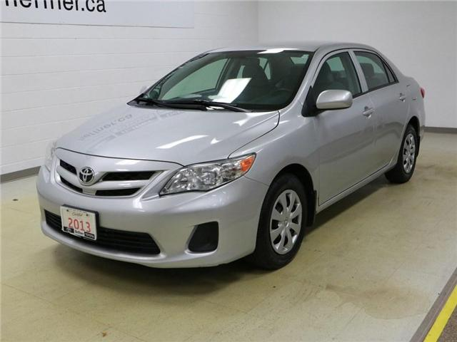 2013 Toyota Corolla  (Stk: 186210) in Kitchener - Image 1 of 26