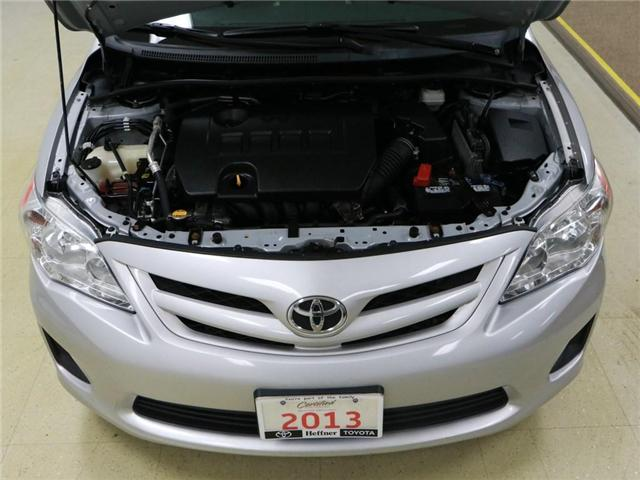 2013 Toyota Corolla  (Stk: 186210) in Kitchener - Image 23 of 26