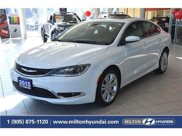 2015 Chrysler 200 Limited (Stk: 539870) in Milton - Image 1 of 42