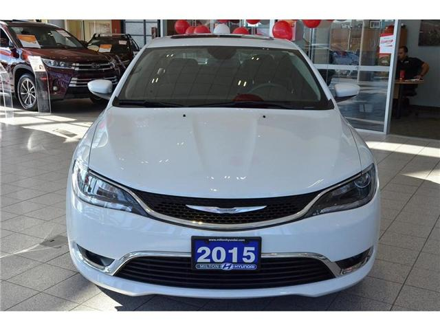2015 Chrysler 200 Limited (Stk: 539870) in Milton - Image 2 of 42