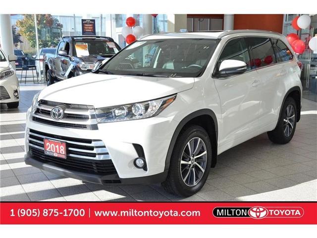 2018 Toyota Highlander  (Stk: 526264) in Milton - Image 1 of 45