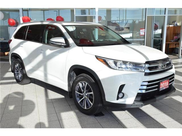 2018 Toyota Highlander  (Stk: 526264) in Milton - Image 3 of 45
