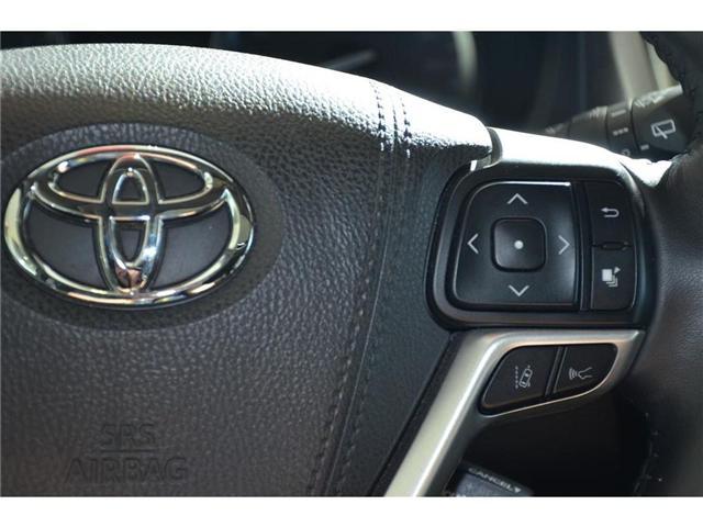 2018 Toyota Highlander  (Stk: 526264) in Milton - Image 21 of 45