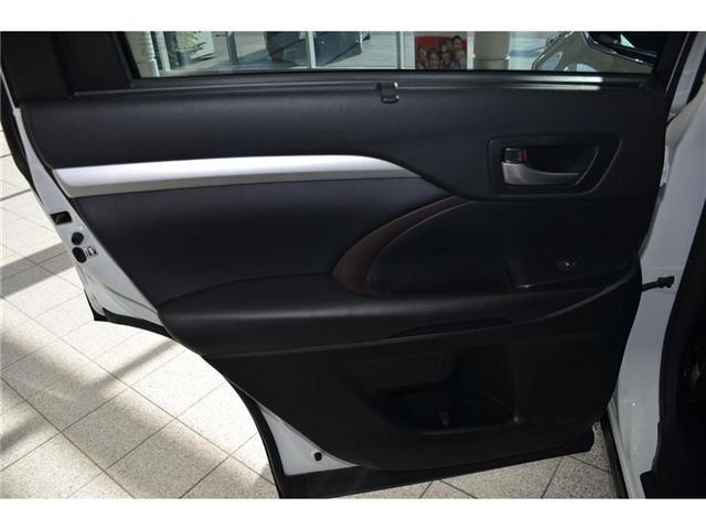 2018 Toyota Highlander  (Stk: 526264) in Milton - Image 25 of 45