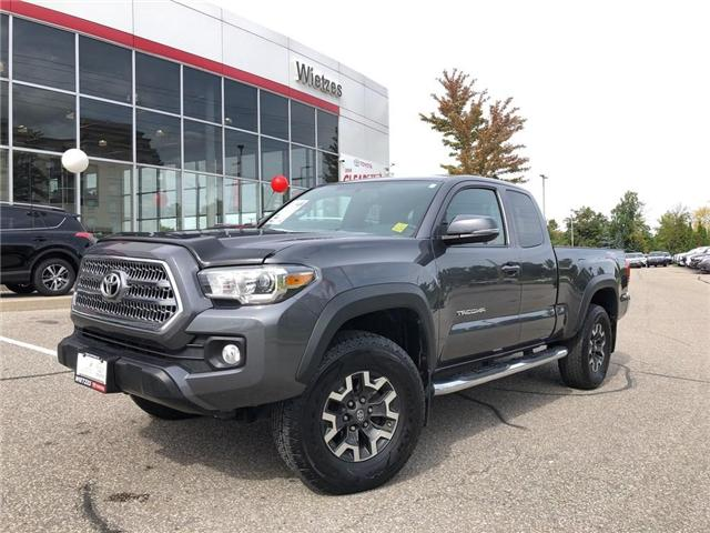 2016 Toyota Tacoma  (Stk: U2044) in Vaughan - Image 1 of 22
