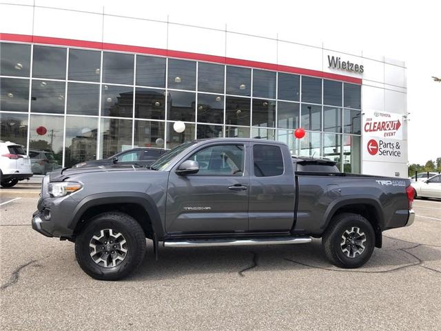 2016 Toyota Tacoma  (Stk: U2044) in Vaughan - Image 2 of 22