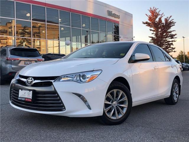 2017 Toyota Camry LE (Stk: 66222A) in Vaughan - Image 1 of 21