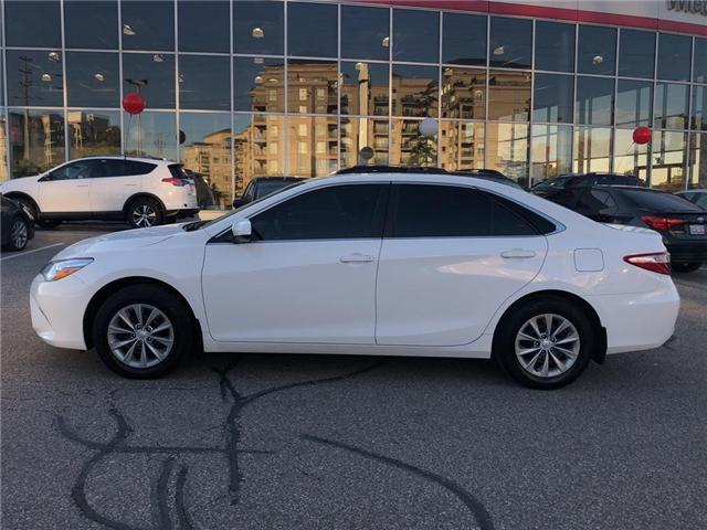2017 Toyota Camry LE (Stk: 66222A) in Vaughan - Image 2 of 21