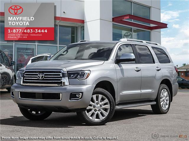 2018 Toyota Sequoia Platinum 5.7L V8 (Stk: 180135) in Edmonton - Image 1 of 30