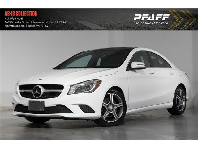 2014 Mercedes-Benz CLA-Class Base (Stk: 52976A) in Newmarket - Image 1 of 18