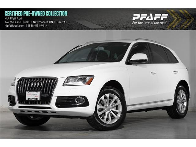 2015 Audi Q5 2.0T Progressiv (Stk: 53018) in Newmarket - Image 1 of 17