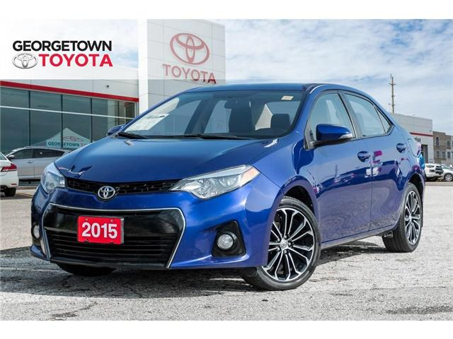 2015 Toyota Corolla  (Stk: 15-34702) in Georgetown - Image 1 of 21