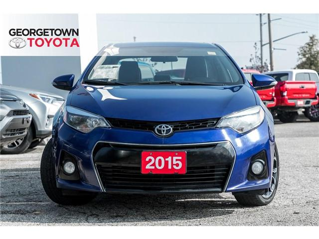 2015 Toyota Corolla  (Stk: 15-34702) in Georgetown - Image 2 of 21