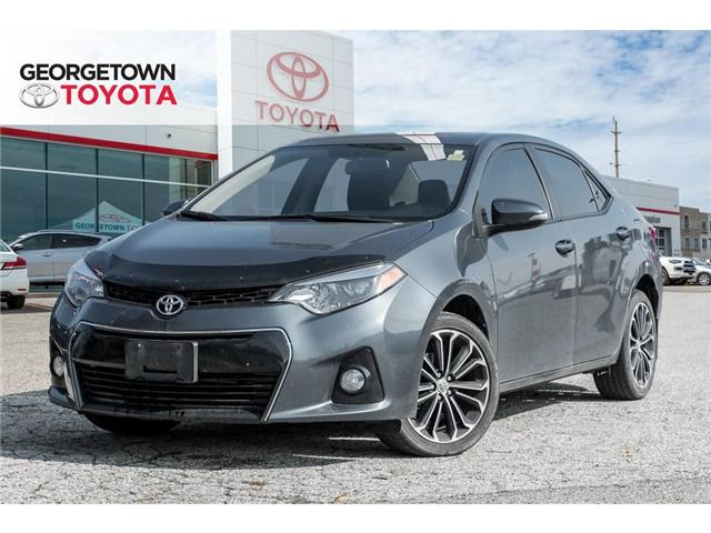 2014 Toyota Corolla  (Stk: 14-34772) in Georgetown - Image 1 of 21