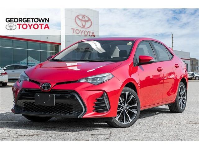 2017 Toyota Corolla  (Stk: 17-57969) in Georgetown - Image 1 of 21