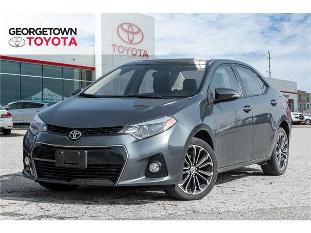 2016 Toyota Corolla  (Stk: 16-28814) in Georgetown - Image 1 of 20