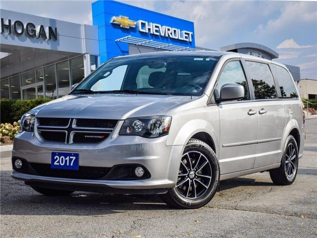 2017 Dodge Grand Caravan GT (Stk: A775513) in Scarborough - Image 1 of 24