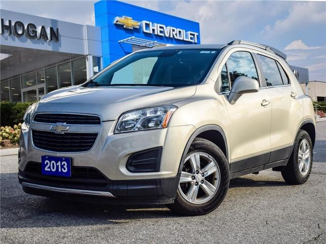 2013 Chevrolet Trax 1LT (Stk: WN196432) in Scarborough - Image 1 of 25