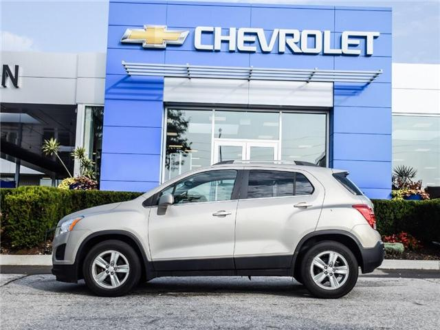 2013 Chevrolet Trax 1LT (Stk: WN196432) in Scarborough - Image 2 of 25