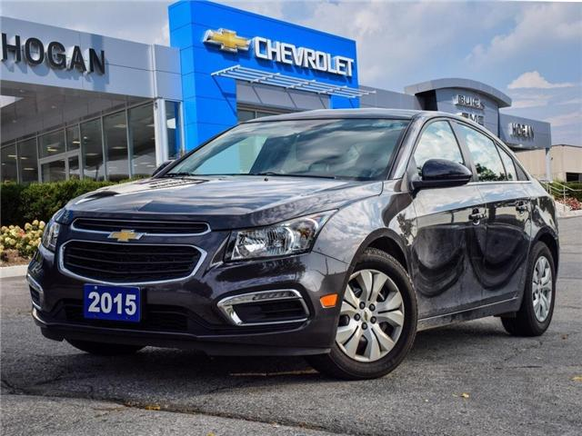 2015 Chevrolet Cruze 1LT (Stk: W2113323) in Scarborough - Image 1 of 25