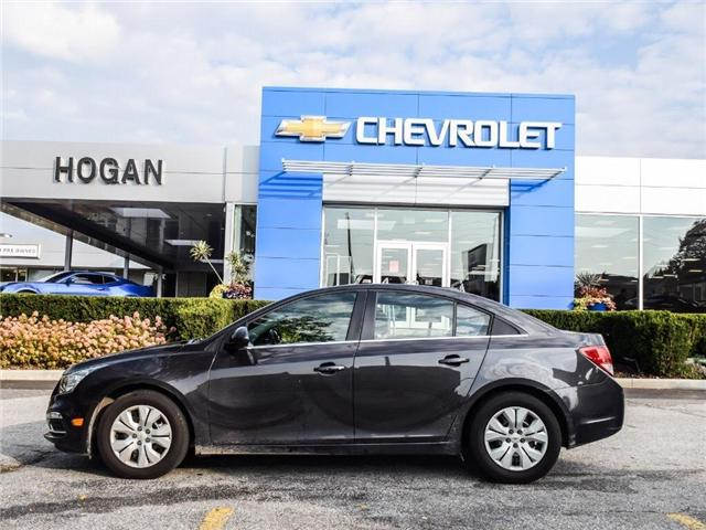 2015 Chevrolet Cruze 1LT (Stk: W2113323) in Scarborough - Image 2 of 25