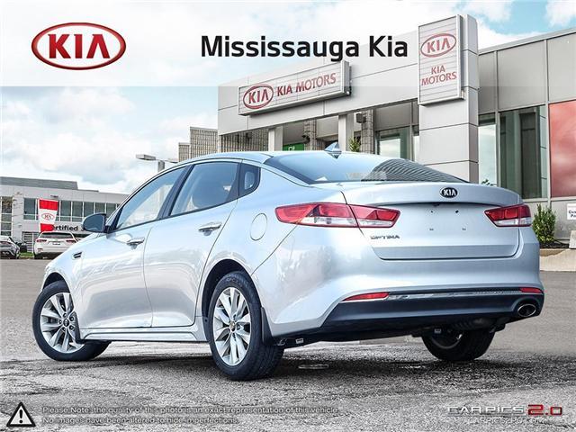 2017 Kia Optima LX+ (Stk: 2103P) in Mississauga - Image 4 of 26