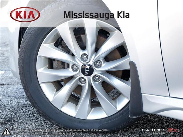 2017 Kia Optima LX+ (Stk: 2103P) in Mississauga - Image 6 of 26
